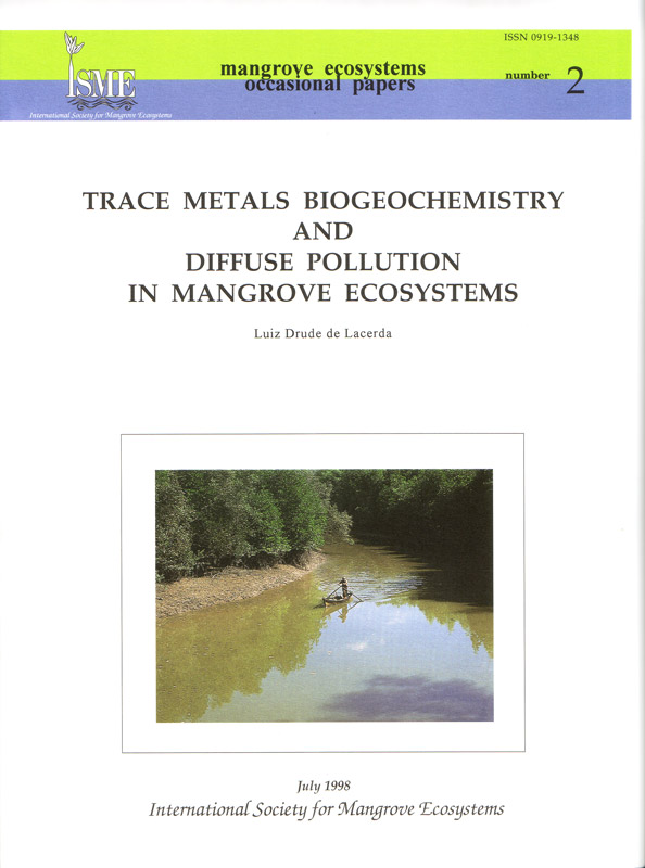 ISME Mangrove Ecosystems Occasional Papers - No. 2